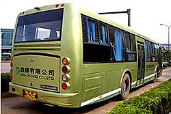 杨子江客车公路客车