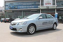 丰田凯美瑞Hybrid