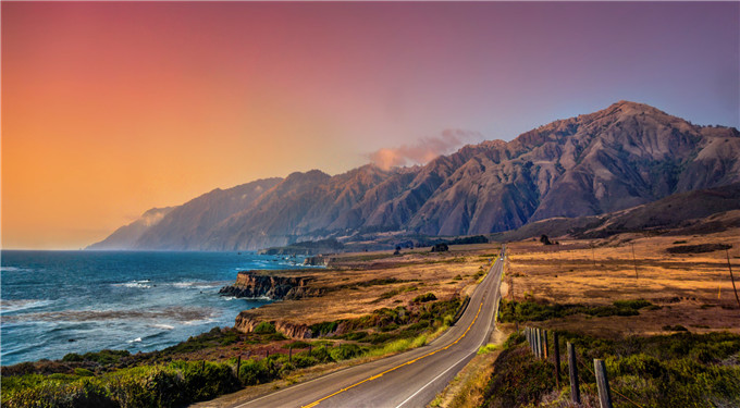 375 200公路风景