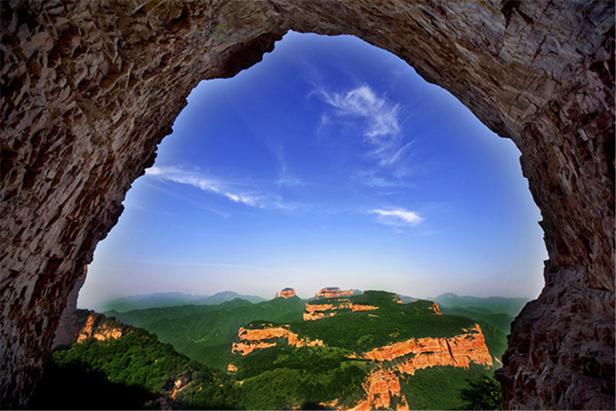 石家庄嶂石岩风景名胜区门票(电子导览可选)