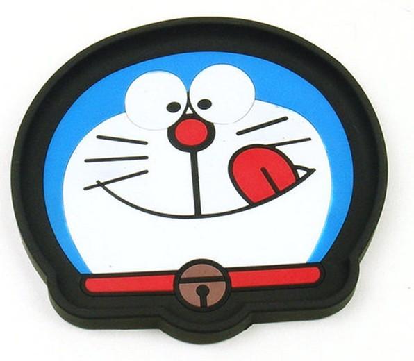 新款车用手机立体防滑垫止滑垫可爱卡通叮当猫多啦a梦