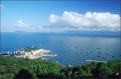 珠海海岛游/珠海荷包岛两天自由行,住听涛楼,度假屋,小木屋