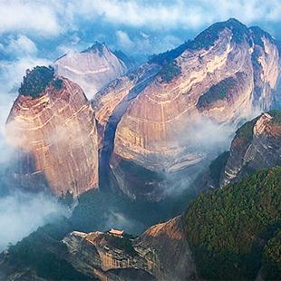 【飞扬票务】桂林旅游 桂林资源景区_资源八角寨门票