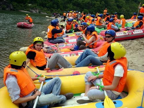 青岛旅游|临沂景区门票|齐鲁第一漂汶河漂流通票|沂南