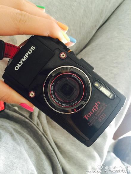 我带的相机