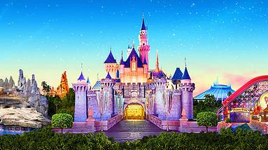 【世界上第一座迪士尼】洛杉矶迪士尼1日1园电子票门票